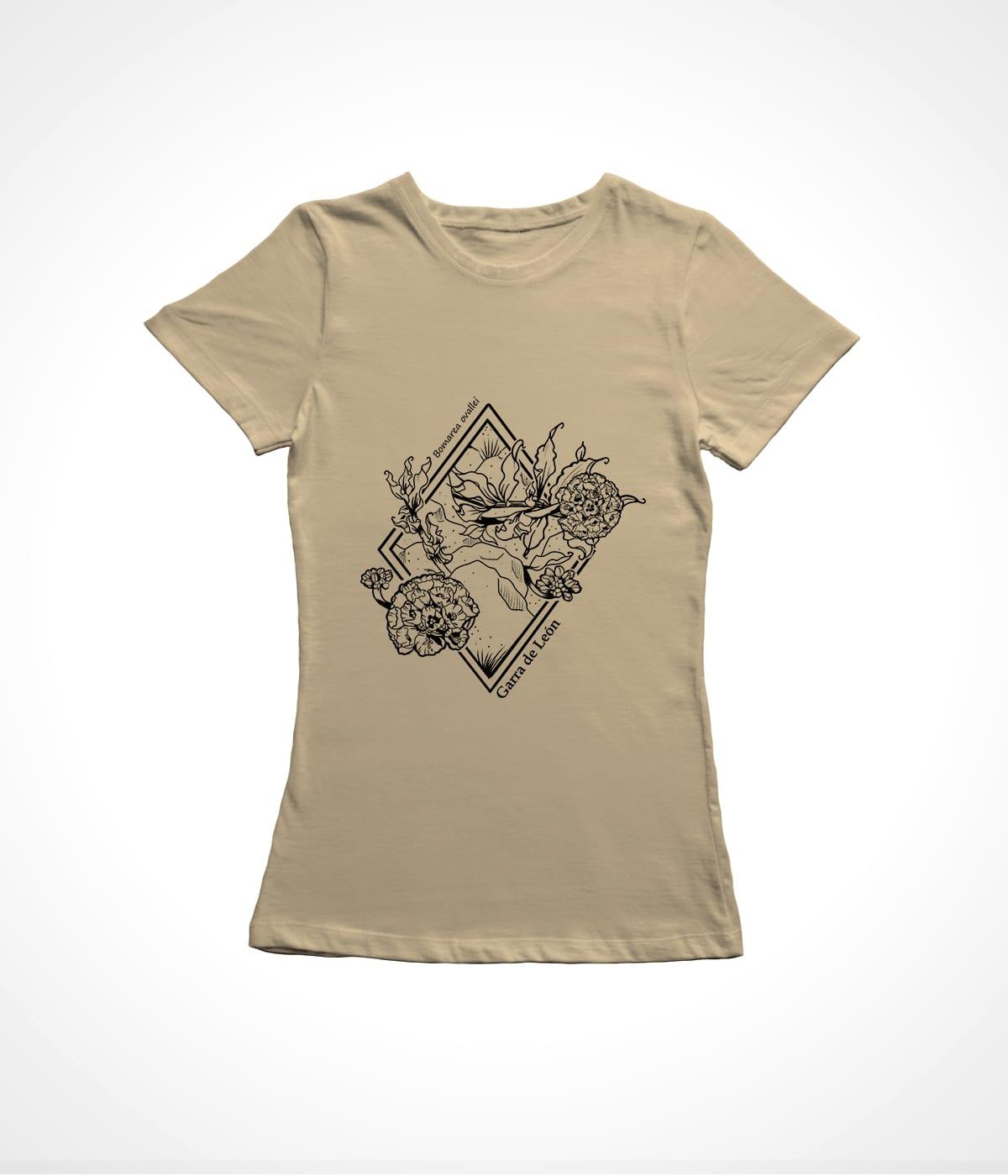 Polera Mujer Garra León