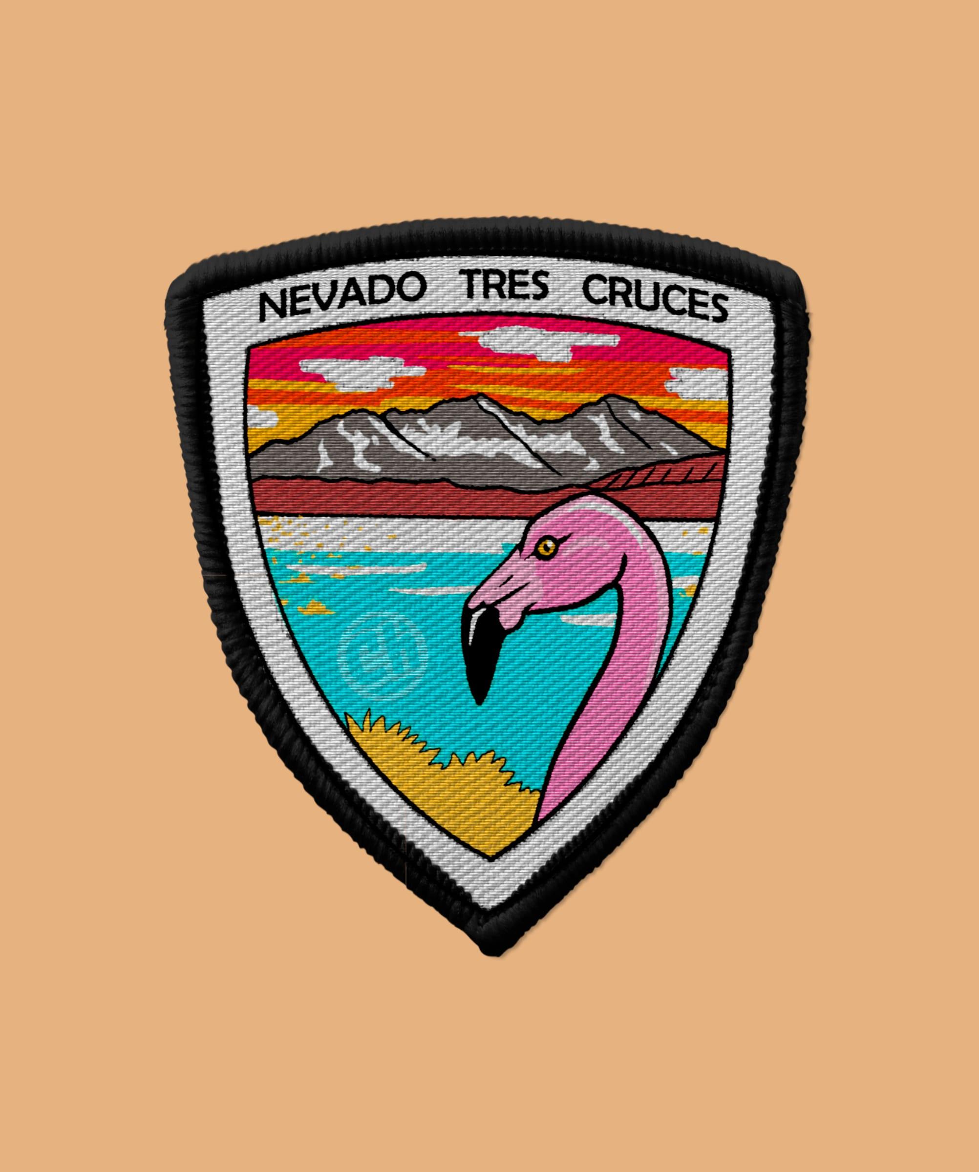 Parche Nevado Tres Cruces