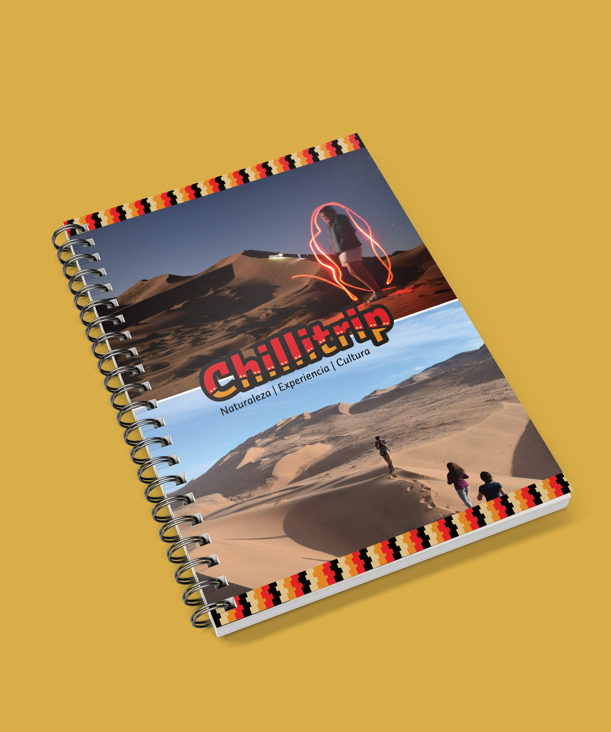 Cuaderno Chillitrip